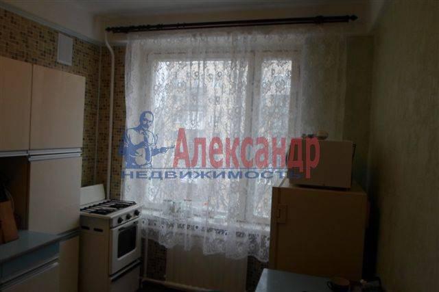 1-комнатная квартира (35м2) в аренду по адресу Черкасова ул., 4— фото 3 из 17
