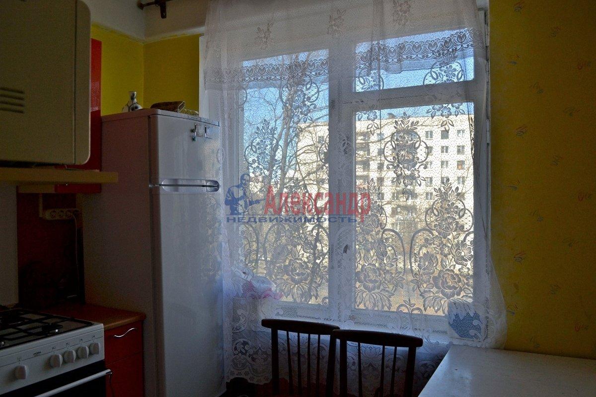 1-комнатная квартира (40м2) в аренду по адресу Авиаконструкторов пр., 42— фото 1 из 1
