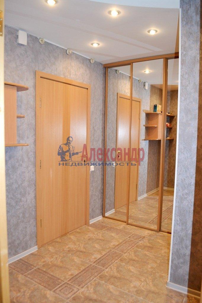 1-комнатная квартира (41м2) в аренду по адресу Шлиссельбургский пр., 24— фото 6 из 11