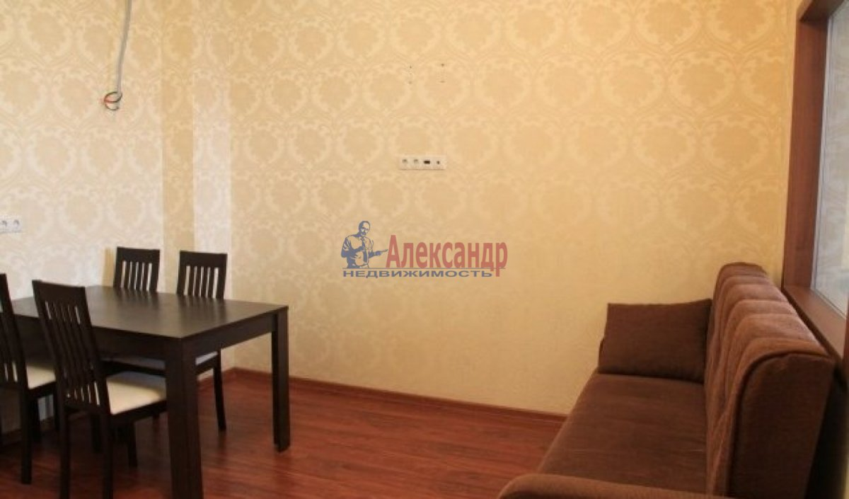 1-комнатная квартира (45м2) в аренду по адресу Свеаборгская ул., 12— фото 5 из 5