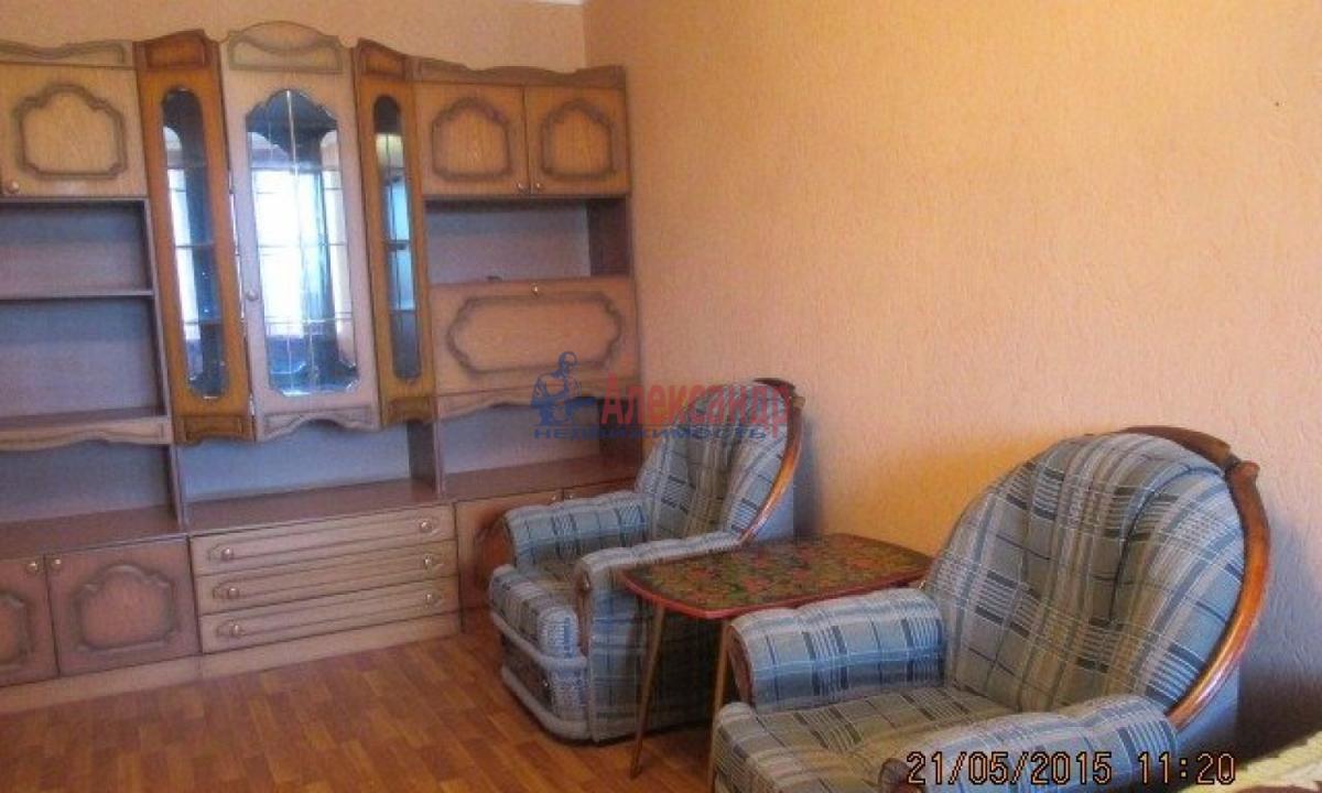 1-комнатная квартира (40м2) в аренду по адресу Котина ул., 8— фото 4 из 7