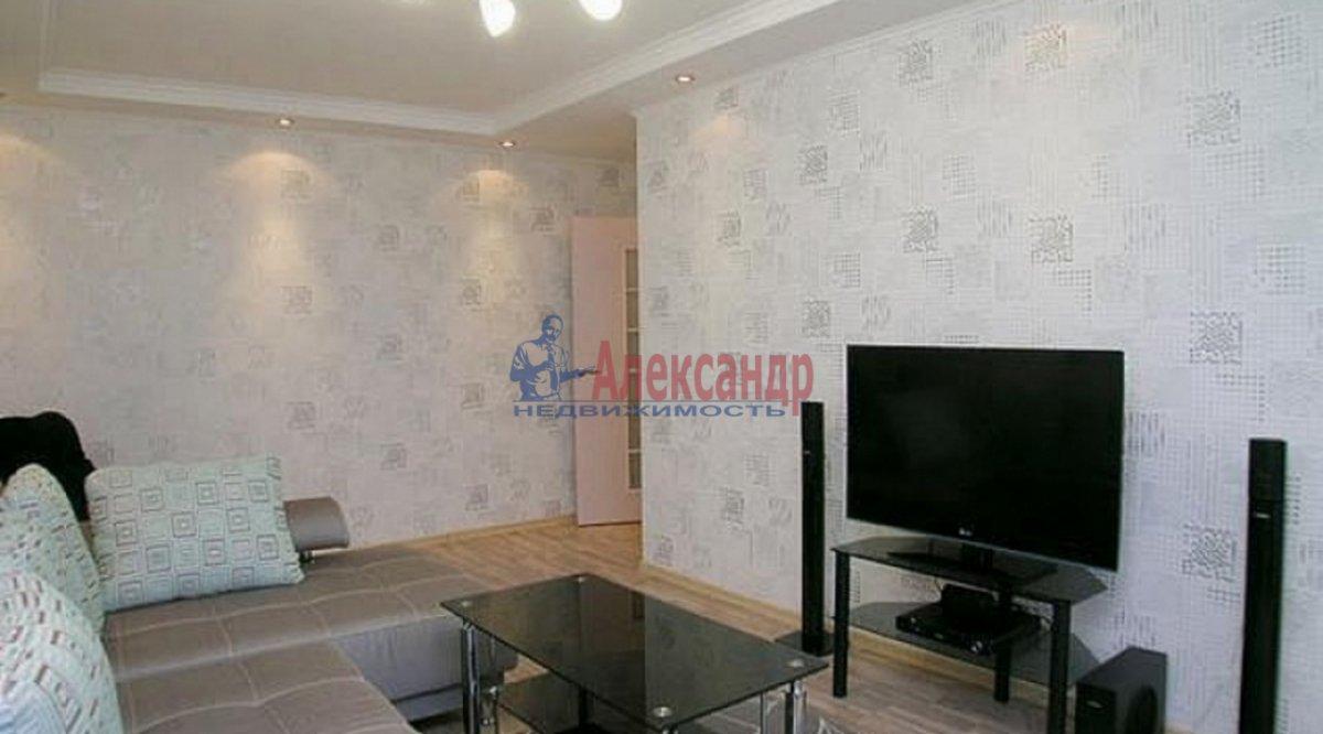 1-комнатная квартира (44м2) в аренду по адресу Богатырский пр., 36— фото 1 из 3