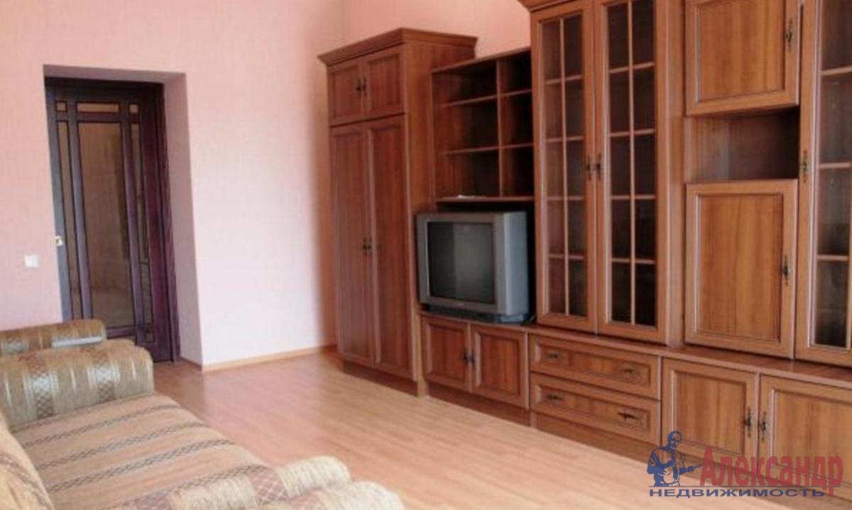 2-комнатная квартира (53м2) в аренду по адресу Бронницкая ул., 19— фото 1 из 3