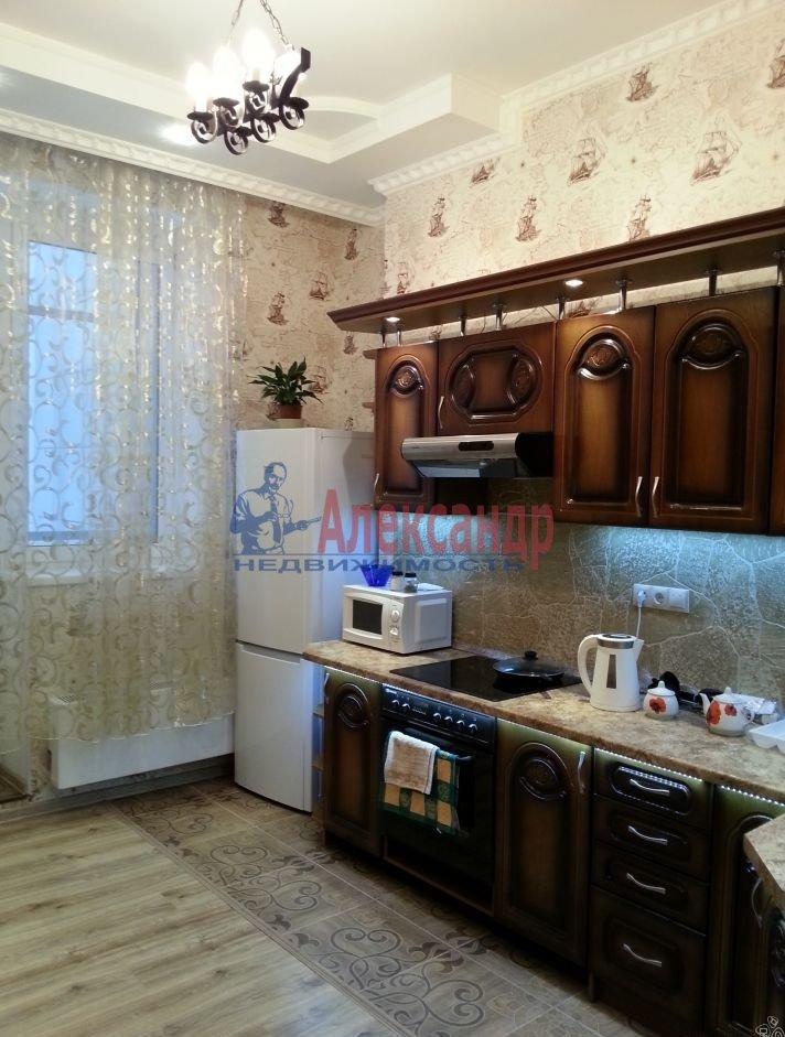1-комнатная квартира (46м2) в аренду по адресу Счастливая ул., 14— фото 5 из 9