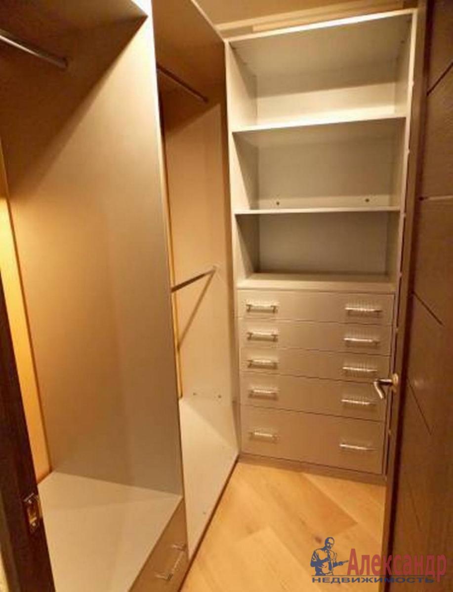 2-комнатная квартира (95м2) в аренду по адресу Профессора Попова ул., 27— фото 3 из 4