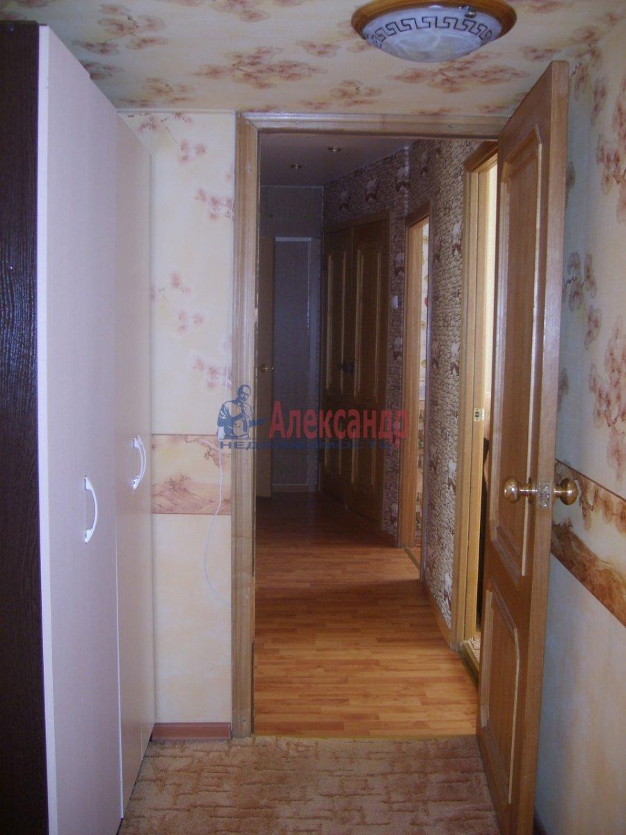 1-комнатная квартира (36м2) в аренду по адресу Дунайский пр., 26— фото 3 из 3
