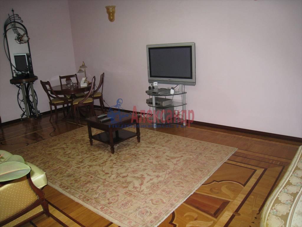 5-комнатная квартира (206м2) в аренду по адресу Канала Грибоедова наб., 19— фото 5 из 10