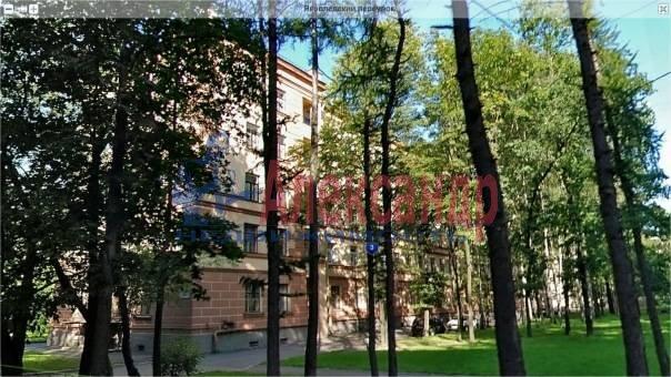 2-комнатная квартира (70м2) в аренду по адресу Яковлевский пер.— фото 1 из 2