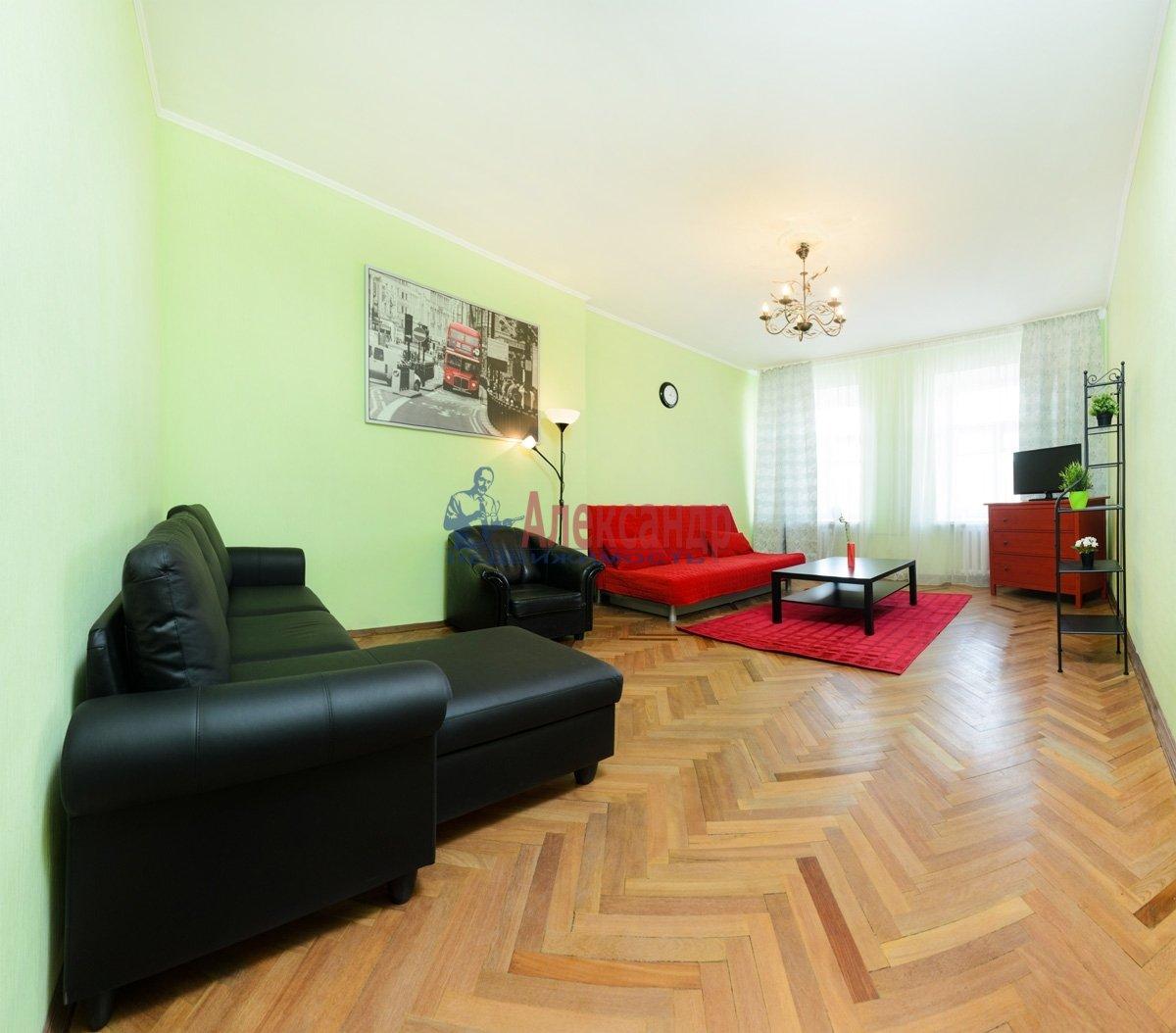 3-комнатная квартира (120м2) в аренду по адресу Правды ул., 5— фото 10 из 12