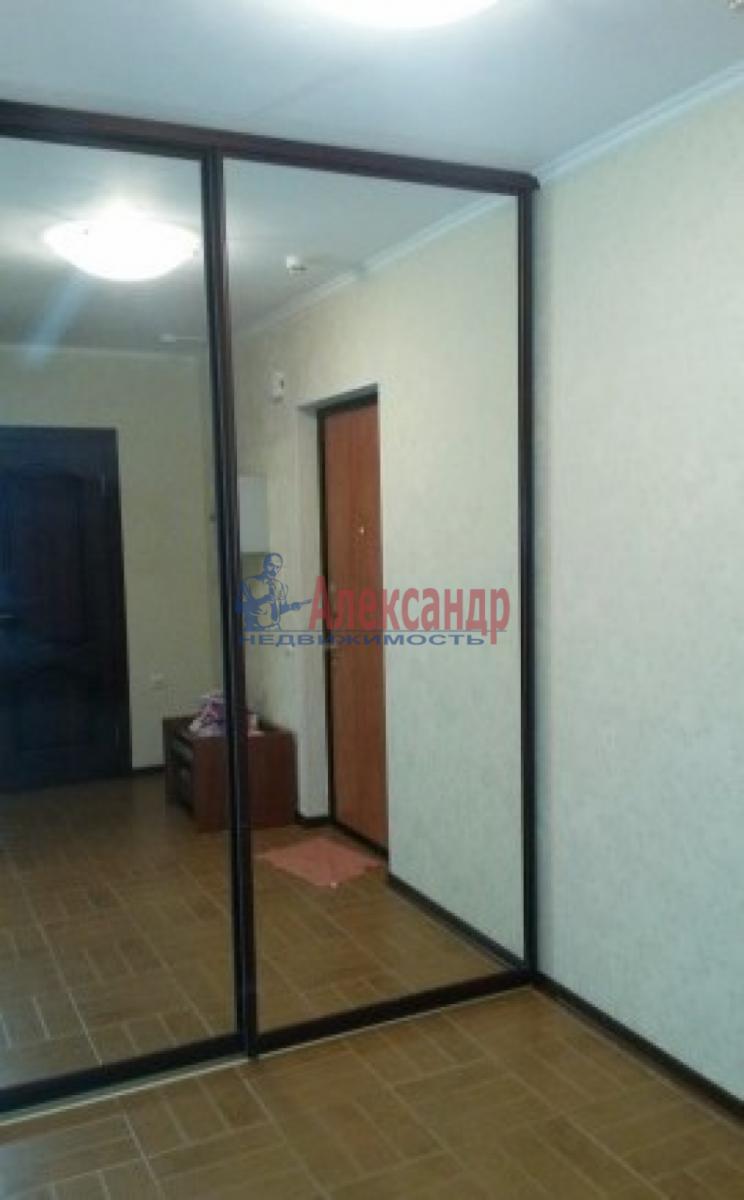 1-комнатная квартира (44м2) в аренду по адресу Варшавская ул., 69— фото 4 из 9