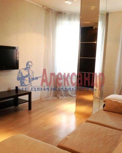 Комната в 2-комнатной квартире (63м2) в аренду по адресу Клочков пер., 10— фото 2 из 2
