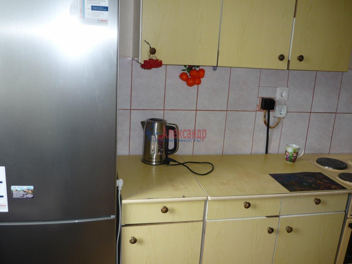2-комнатная квартира (56м2) в аренду по адресу Авиаконструкторов пр., 17— фото 3 из 13
