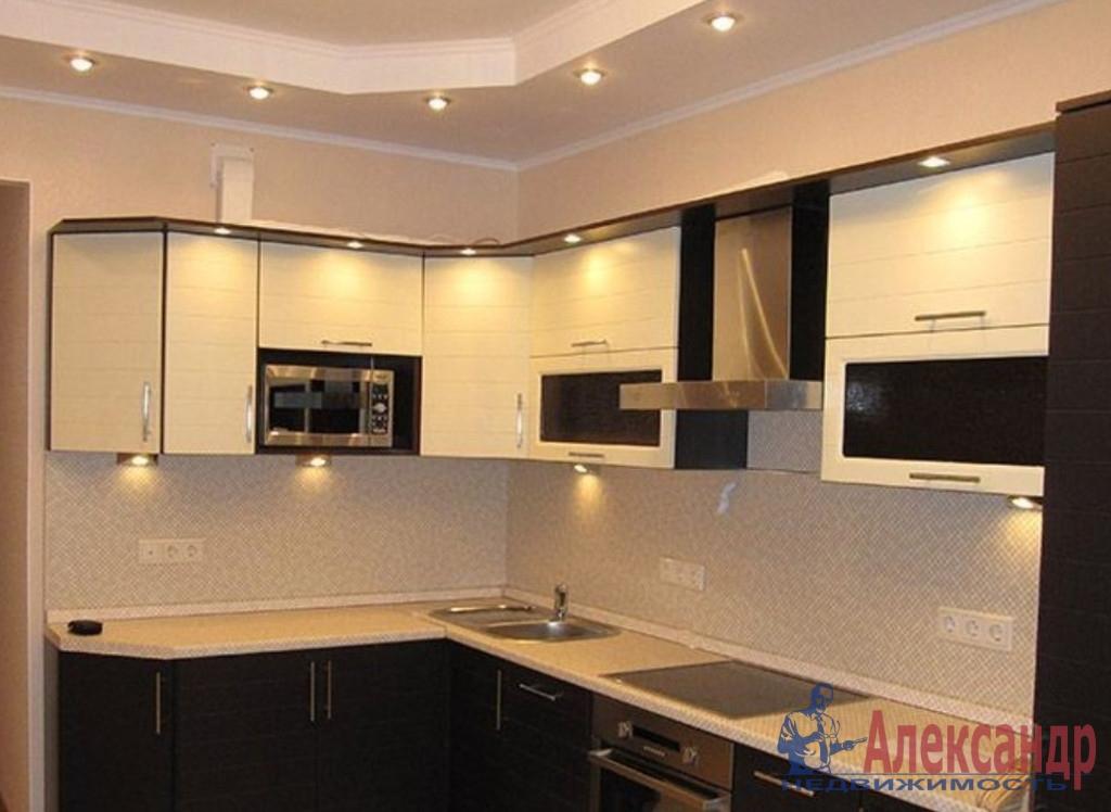 1-комнатная квартира (37м2) в аренду по адресу Обводного канала наб., 108— фото 2 из 3