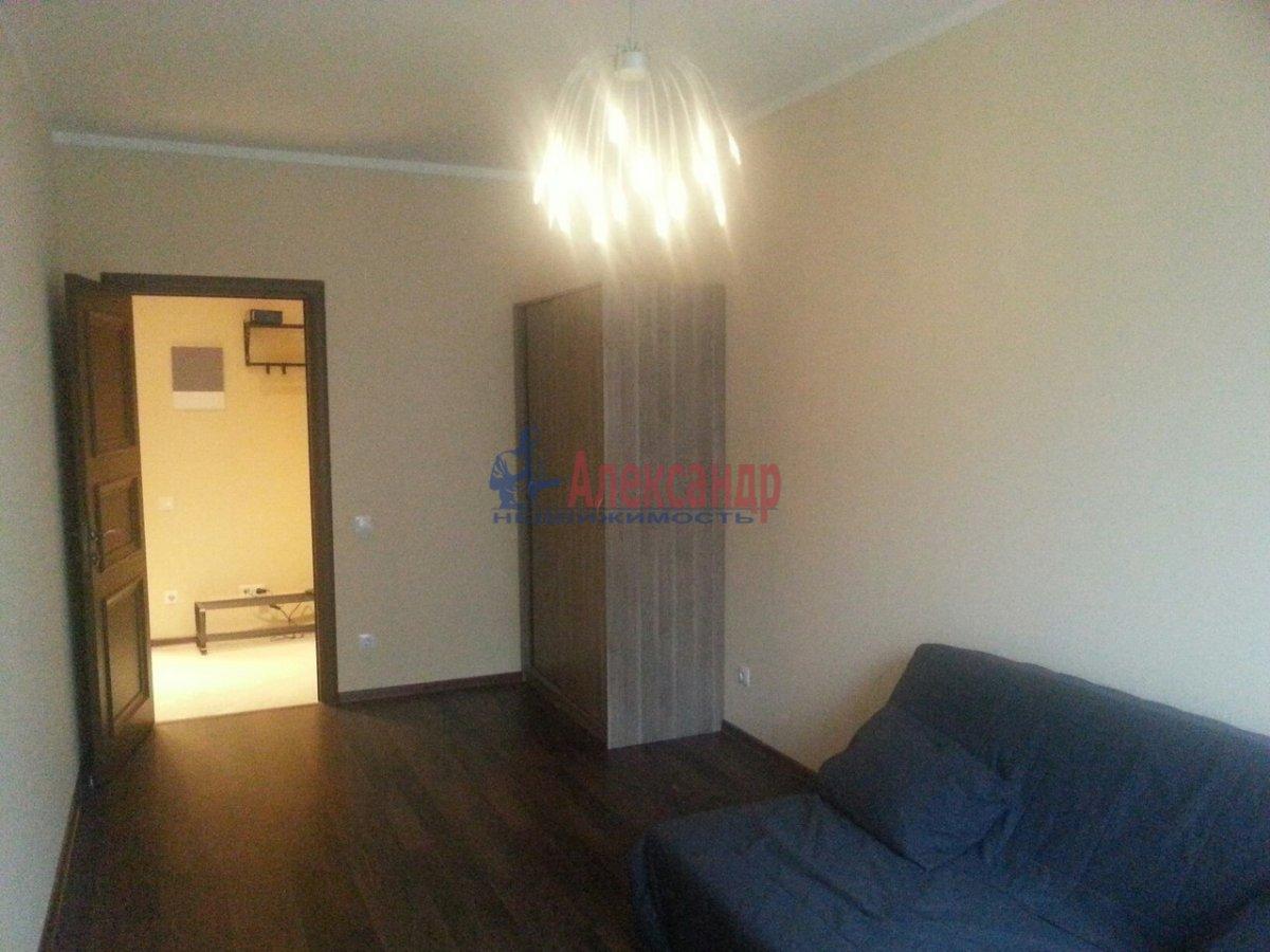 1-комнатная квартира (39м2) в аренду по адресу Петергофское шос., 59— фото 7 из 7