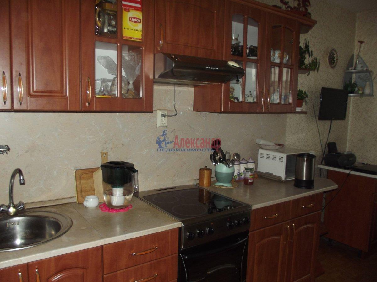 1-комнатная квартира (33м2) в аренду по адресу Октябрьская наб., 124— фото 1 из 2