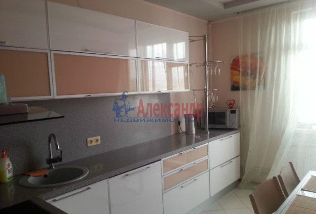 2-комнатная квартира (65м2) в аренду по адресу Кременчугская ул., 9— фото 3 из 3