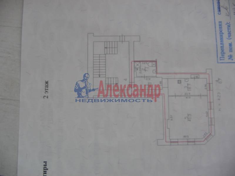 2-комнатная квартира (78м2) в аренду по адресу Фурштатская ул., 62— фото 7 из 7
