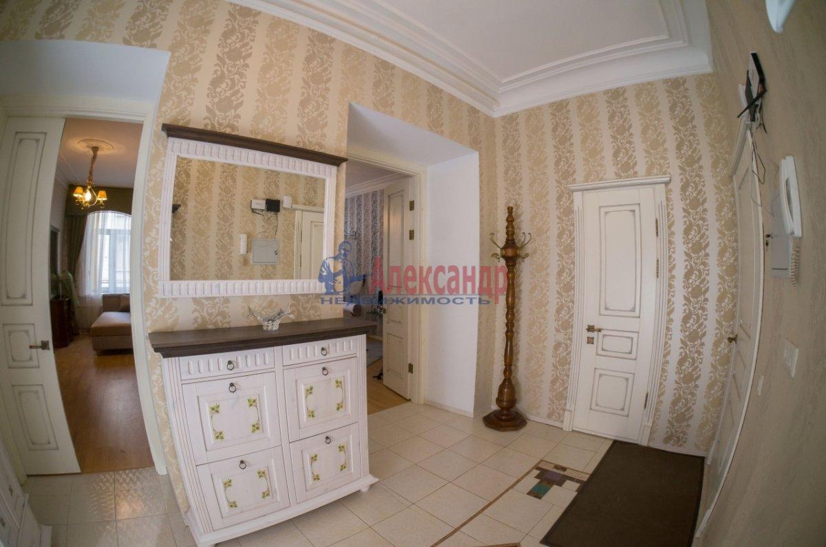 3-комнатная квартира (80м2) в аренду по адресу 6 Красноармейская ул., 80— фото 3 из 8