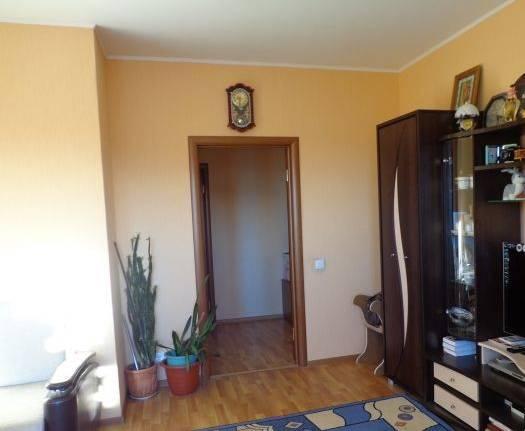 1-комнатная квартира (35м2) в аренду по адресу Латышских Стрелков ул., 7— фото 3 из 5