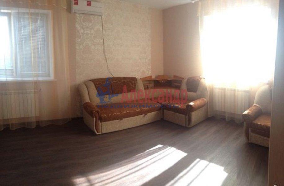 1-комнатная квартира (42м2) в аренду по адресу Звенигородская ул., 7— фото 1 из 4