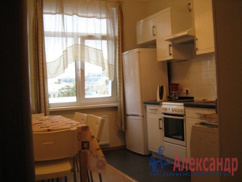 1-комнатная квартира (35м2) в аренду по адресу Ткачей ул., 52— фото 1 из 2