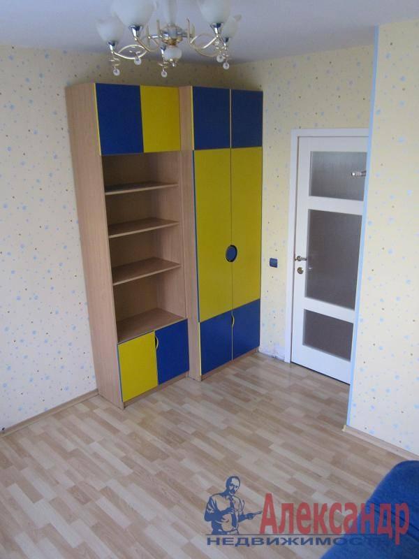 3-комнатная квартира (89м2) в аренду по адресу Гражданский пр., 88— фото 9 из 11