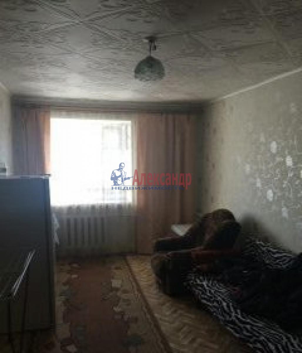 Комната в 2-комнатной квартире (45м2) в аренду по адресу 17 линия В.О., 18— фото 1 из 4