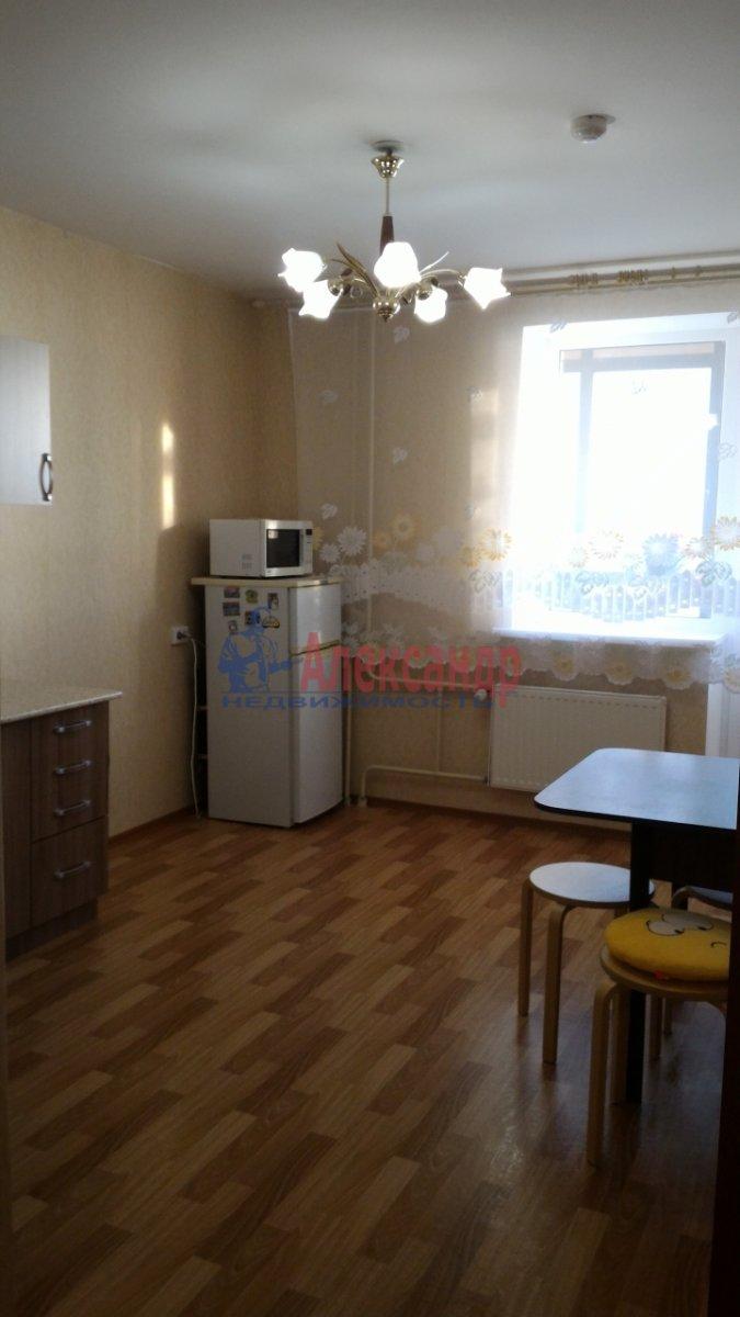1-комнатная квартира (38м2) в аренду по адресу Парголово пос., Заречная ул., 25— фото 8 из 10