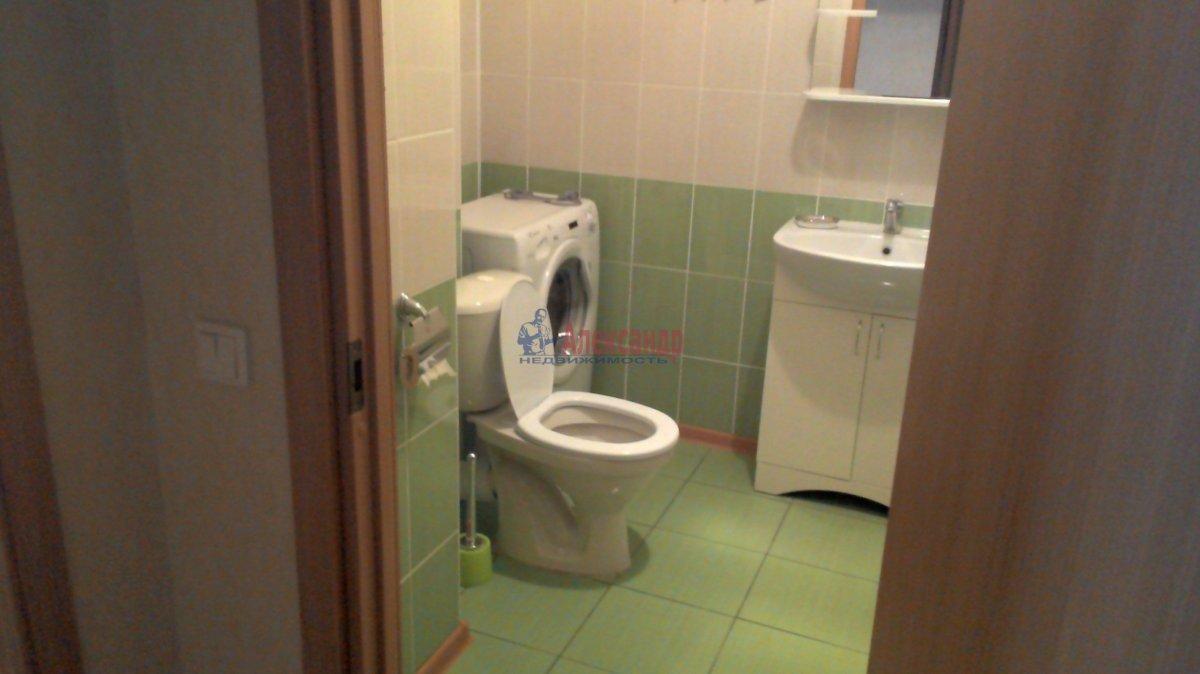 1-комнатная квартира (38м2) в аренду по адресу Парголово пос., Федора Абрамова ул., 19— фото 12 из 21