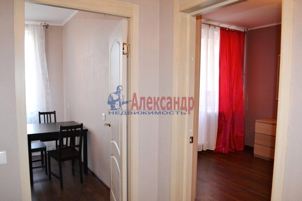 1-комнатная квартира (44м2) в аренду по адресу Бутлерова ул., 11— фото 4 из 16