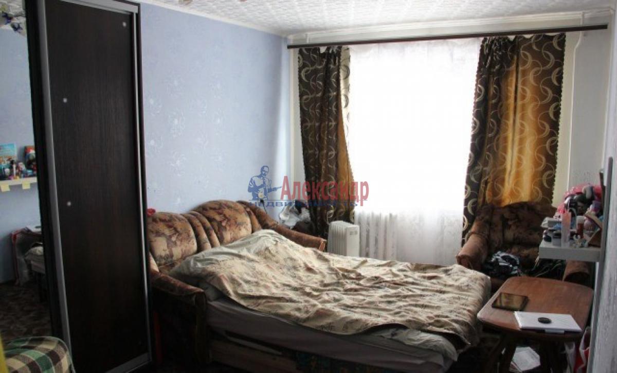 1-комнатная квартира (36м2) в аренду по адресу Народного Ополчения пр., 141— фото 1 из 5