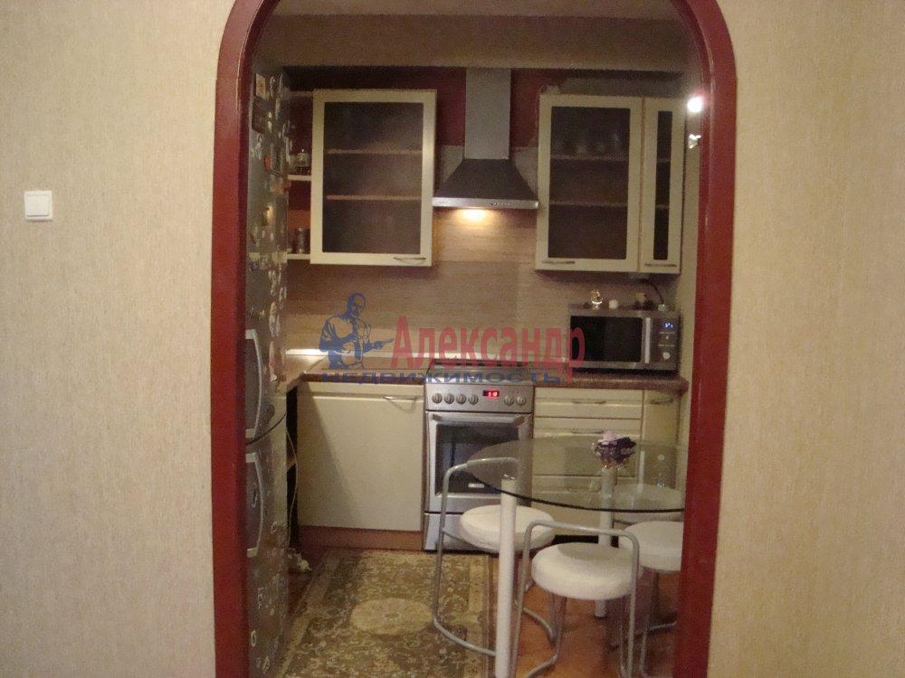 2-комнатная квартира (39м2) в аренду по адресу Савушкина ул., 139— фото 1 из 7