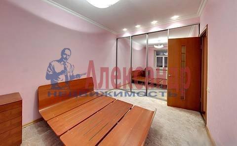 3-комнатная квартира (84м2) в аренду по адресу Московский просп.— фото 3 из 5