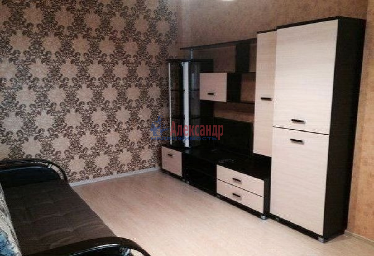 1-комнатная квартира (30м2) в аренду по адресу Ленинский пр., 117— фото 1 из 4