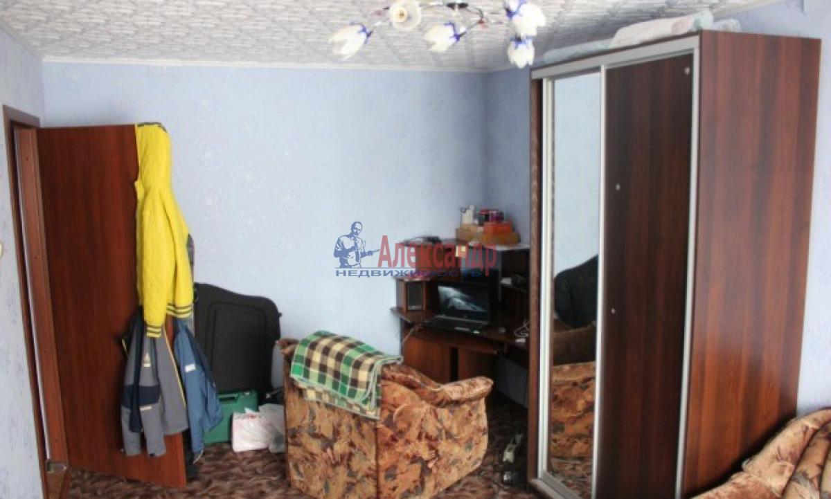 1-комнатная квартира (36м2) в аренду по адресу Народного Ополчения пр., 141— фото 2 из 5