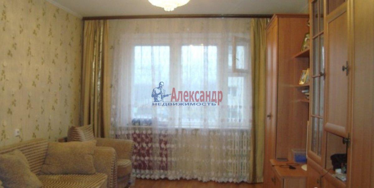 1-комнатная квартира (40м2) в аренду по адресу Севастьянова ул., 4— фото 1 из 3