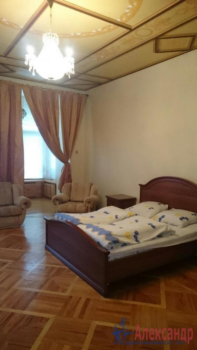 2-комнатная квартира (167м2) в аренду по адресу Большая Морская ул., 34— фото 1 из 12