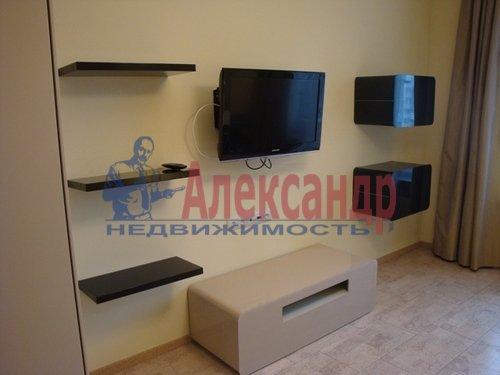 2-комнатная квартира (70м2) в аренду по адресу Коломяжский пр., 15— фото 6 из 7