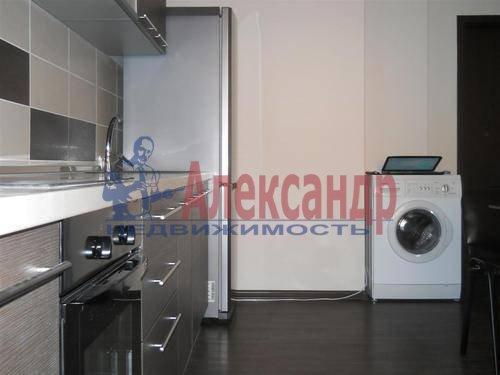 1-комнатная квартира (50м2) в аренду по адресу Российский пр., 8— фото 7 из 9
