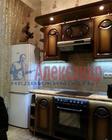 1-комнатная квартира (46м2) в аренду по адресу Счастливая ул., 14— фото 1 из 9