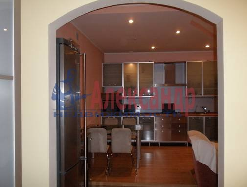 3-комнатная квартира (90м2) в аренду по адресу Невский пр.— фото 11 из 13