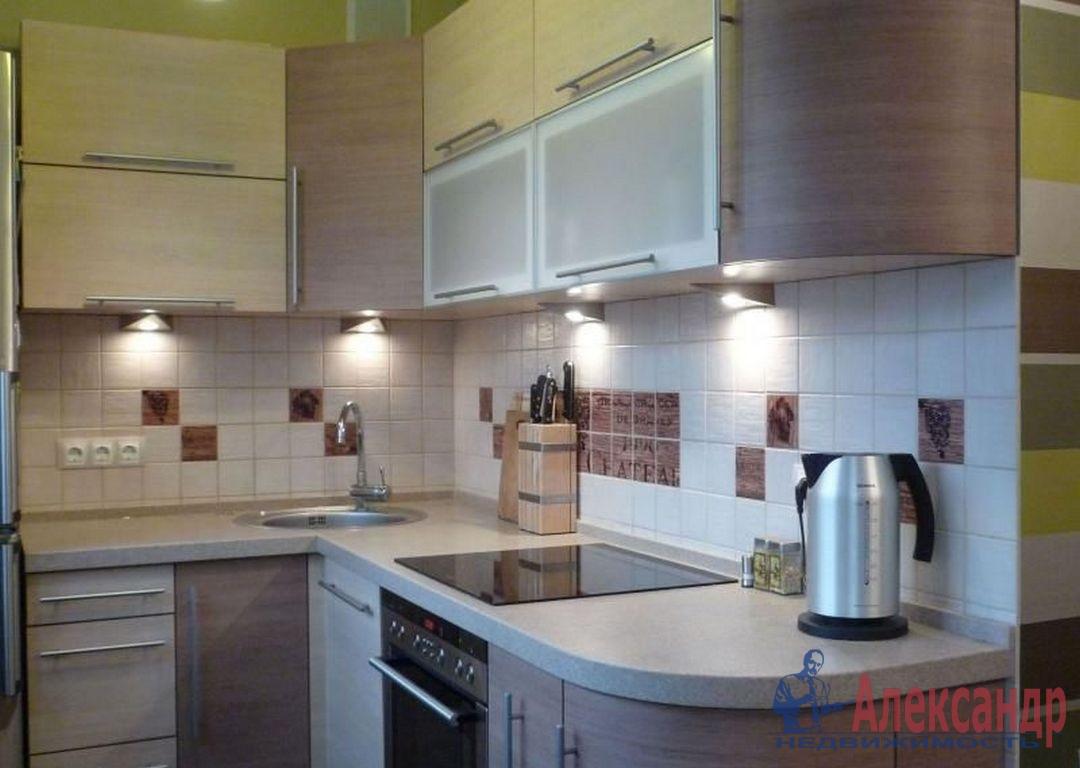 1-комнатная квартира (37м2) в аренду по адресу Шкиперский проток, 20— фото 2 из 3