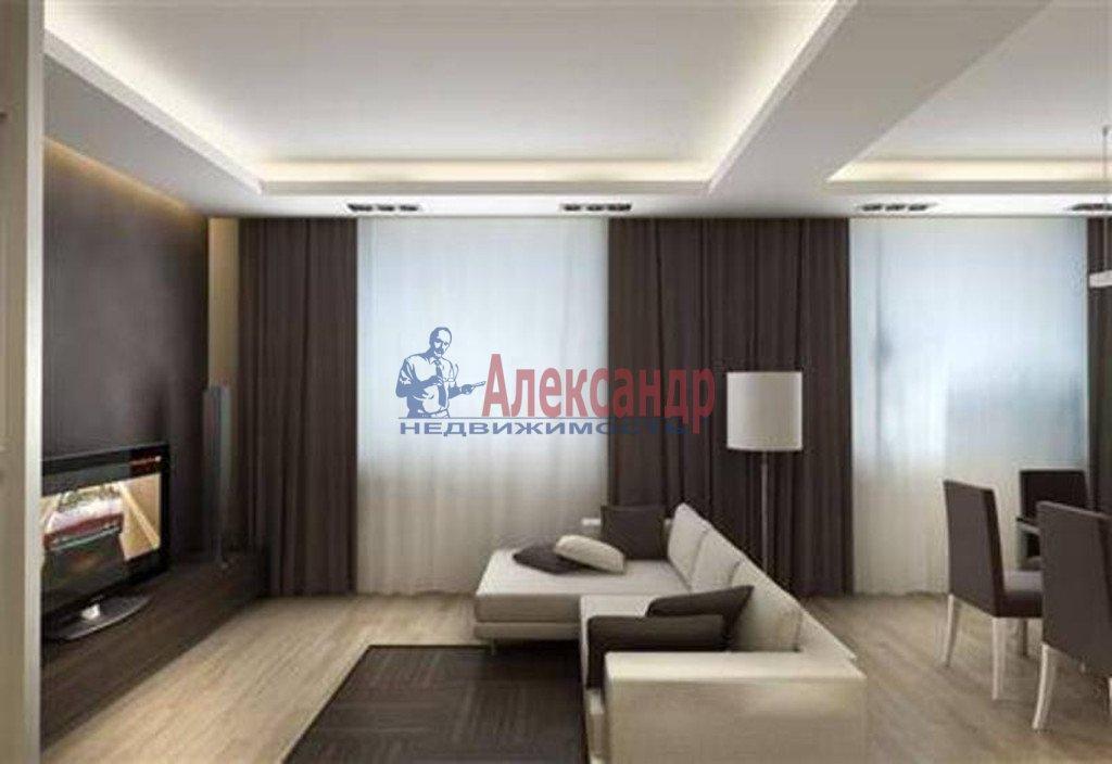 4-комнатная квартира (150м2) в аренду по адресу Новгородская ул., 23— фото 1 из 4