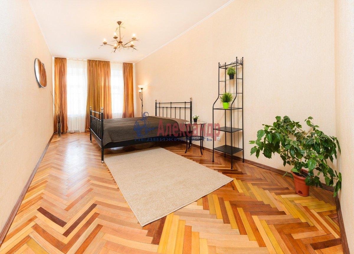 3-комнатная квартира (120м2) в аренду по адресу Правды ул., 5— фото 7 из 12