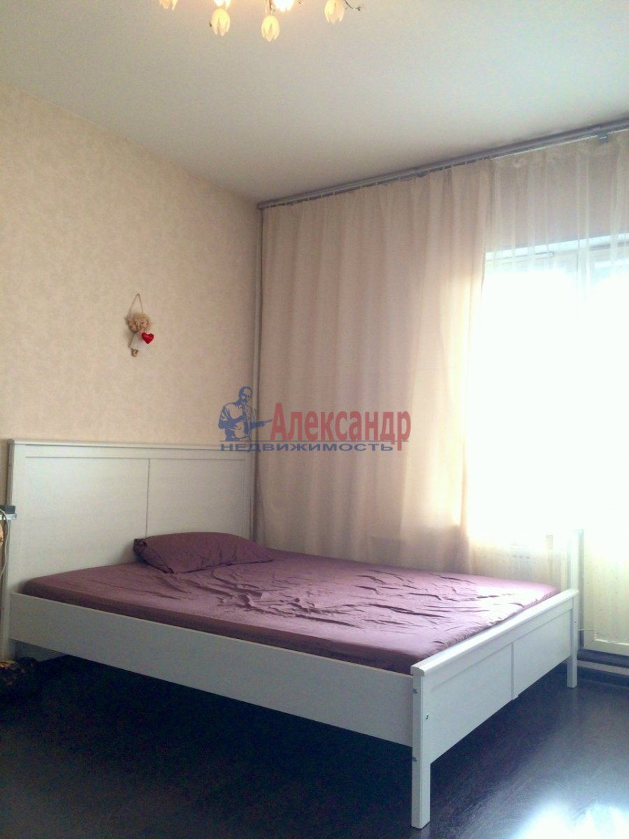 2-комнатная квартира (69м2) в аренду по адресу Ленсовета ул., 69— фото 6 из 6