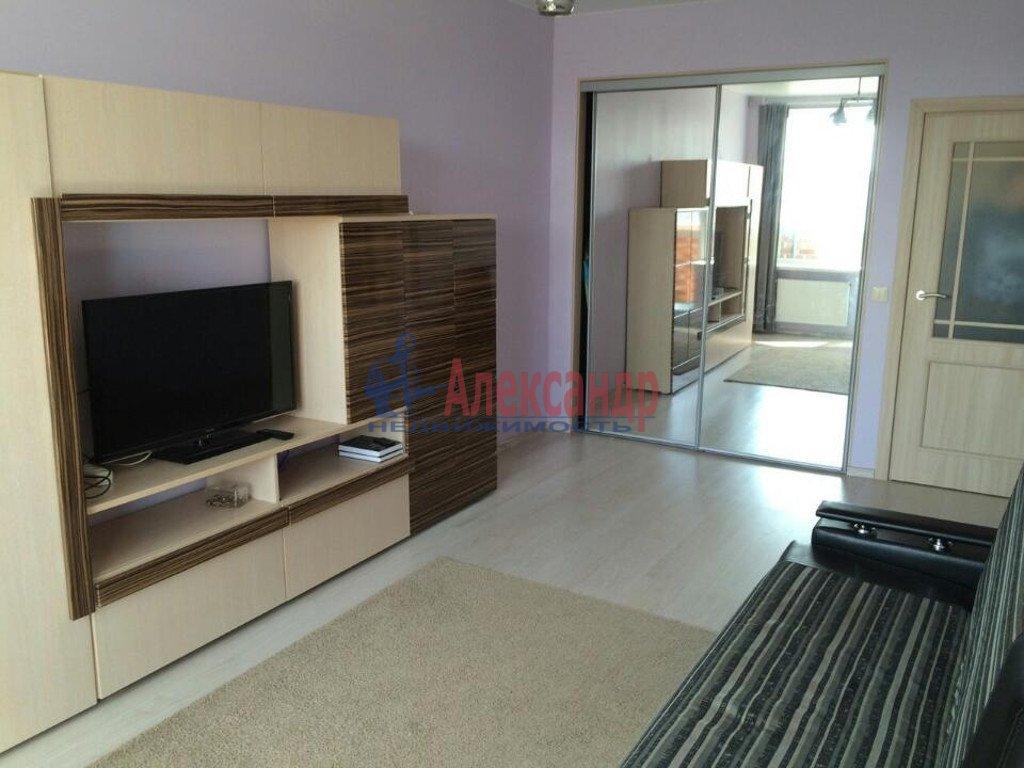 1-комнатная квартира (43м2) в аренду по адресу Ворошилова ул., 31— фото 1 из 5