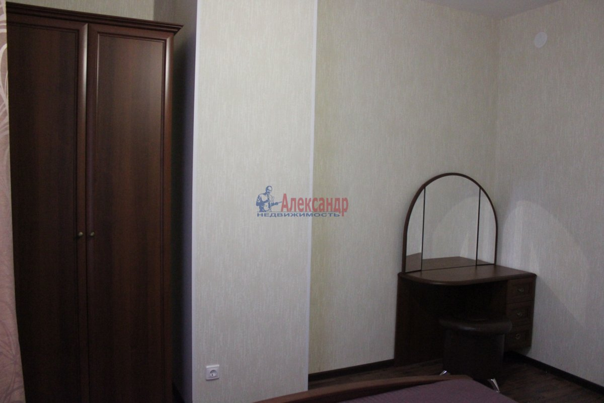 2-комнатная квартира (54м2) в аренду по адресу Пулковское шос., 20— фото 6 из 7