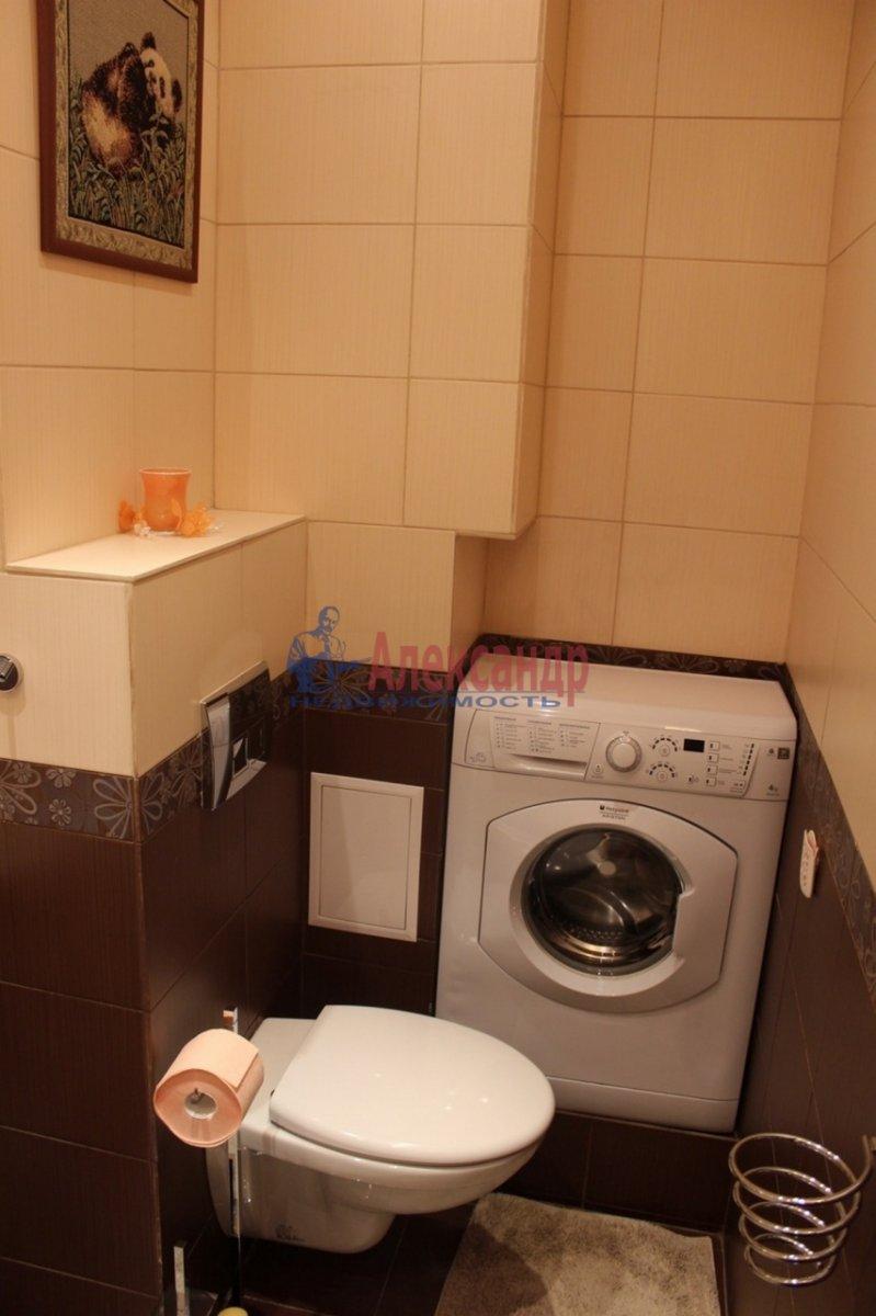 1-комнатная квартира (40м2) в аренду по адресу Космонавтов просп., 65— фото 12 из 13