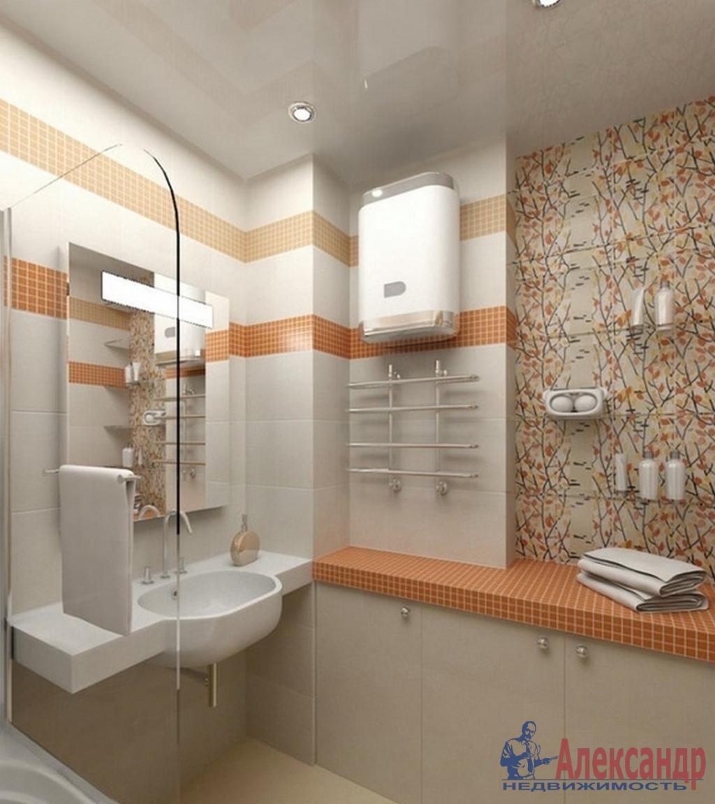 2-комнатная квартира (86м2) в аренду по адресу Московский просп., 172— фото 3 из 3