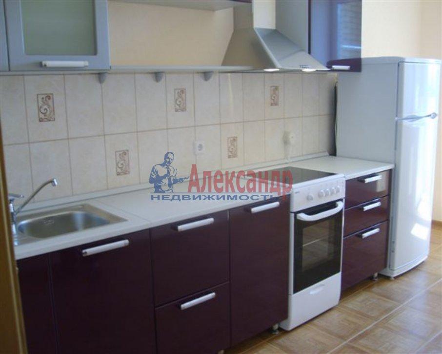 1-комнатная квартира (40м2) в аренду по адресу Дерптский пер., 14— фото 1 из 1